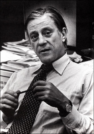 Ben Bradlee, Edward Bennett Williams and Art Buchwald