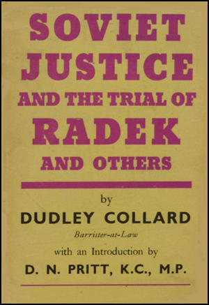 Soviet Justice and the Trial of Radek and Others (1937)