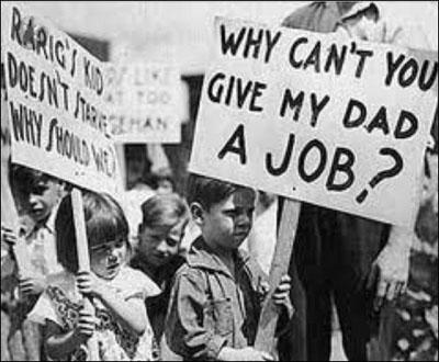 "(Source 9) ""Why can't you give my dad a job?"" (c. 1932)"