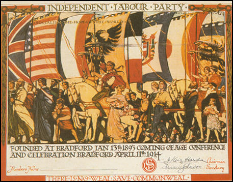 Independent Labour Party certificate (1914)