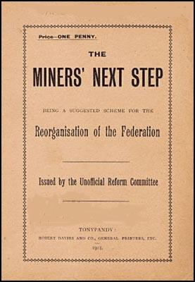 The Miners' Next Step (1912)
