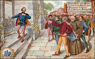 the threats of the rebellion to the regime of henry viii in the pilgrimage of grace of 1536 The pilgrimage of grace 1536-7 serious armed threat to henry viii's government was the pilgrimage of grace rebellion how did the rebellion change henry viii.