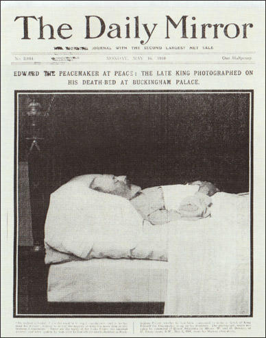 The Daily Mirror (21st May 1910)