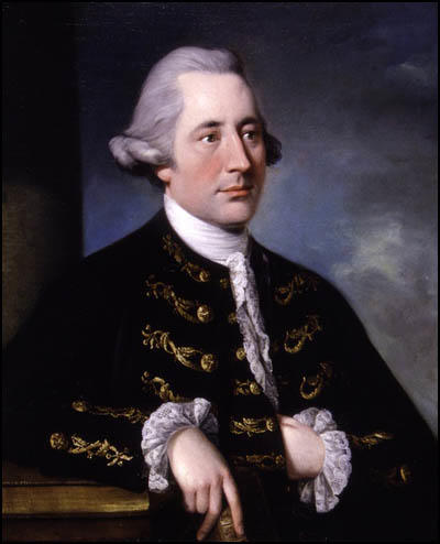 Matthew Boulton in about 1760