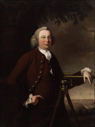 James Brindley by Francis Parsons (1770)
