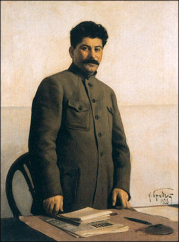 Isaac Brodsky, Stalin (1923)