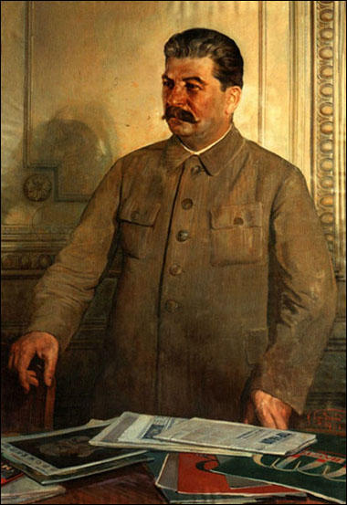 Isaac Brodsky, Stalin (1937)