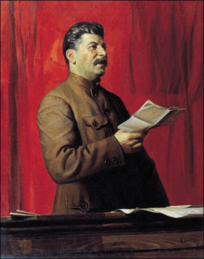 Isaac Brodsky, Stalin (1939)