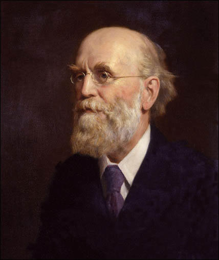 John Clifford by John Collier (1906)