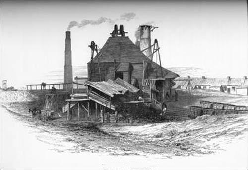Coxlodge Colliery (1844)