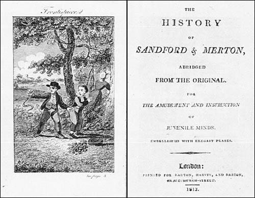 History of Sandford and Merton