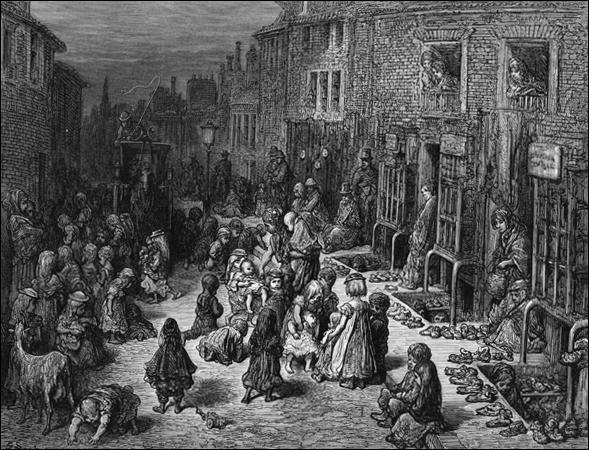 Gustave Dore, London (1872)