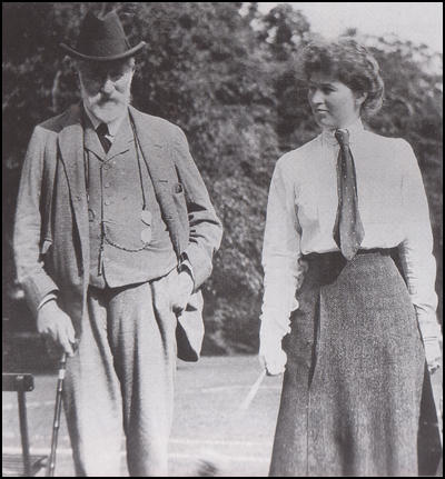Edward Lyulph Stanley and Sylvia Henley (c. 1910)