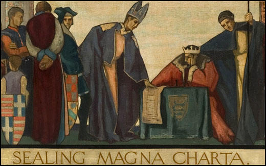 Background to the Magna Carta