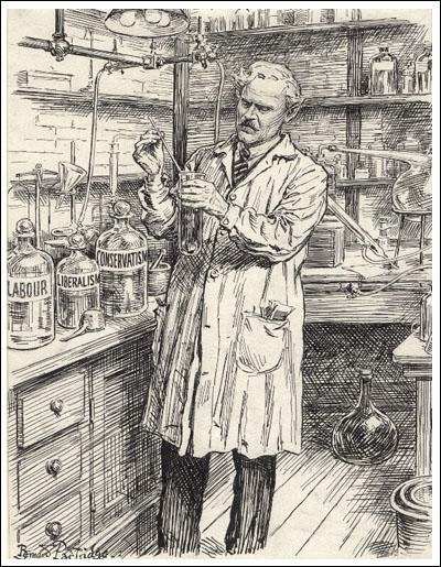 John Bernard Partridge, The Master Chemist (1931)