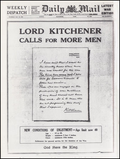 The Daily Mail (20th May, 1915)
