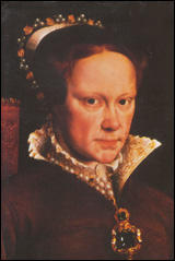 mary tudor queen