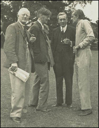 John Taylor, Fenner Brockway, John McNair and James Maxton.