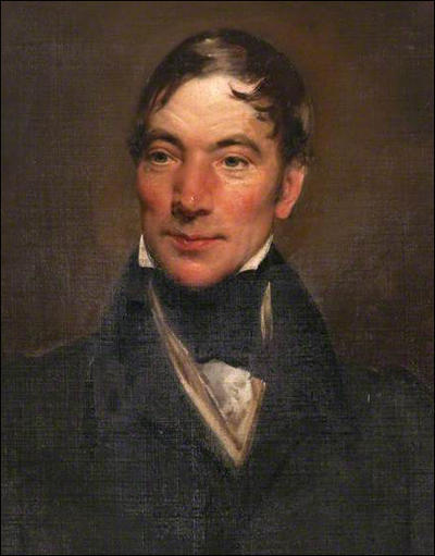 Henry William Pickersgill, Robert Owen (c. 1825)