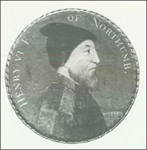 Henry Algernon Percy, 6th Earl of Northumberland