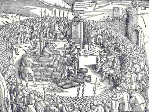 persecution of hamlet The english people rapidly converted to follow his faith because the remaining  roman catholics were being persecuted shakespeare's parents were catholic.