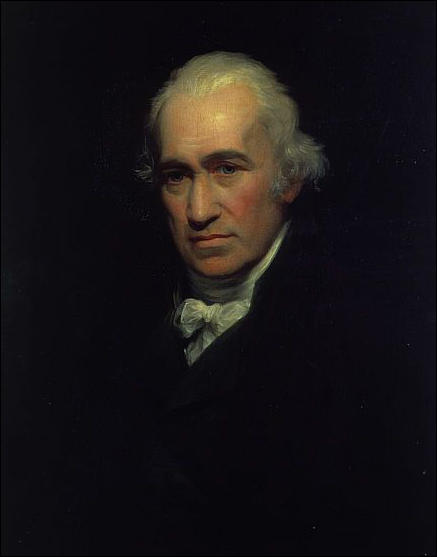 (Source 1) James Watt by John Partridge (c. 1790)