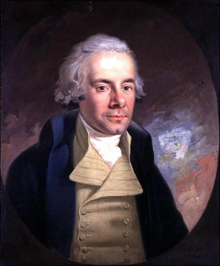 William Wilberforce by Anton Hickel (1794)