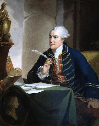 John Wilkes by Robert Edge Pine (1768)