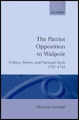 Opposition to Walpole