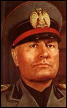 Benito Mussolini: First World War