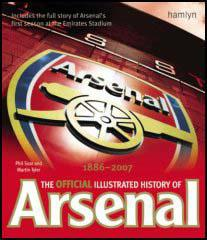 Official Illustrated History of Arsenal