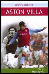 Who's Who of Aston Villa