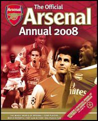 The Official Arsenal Annual 2008