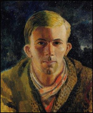 Gerald Brenan by Dora Carrington