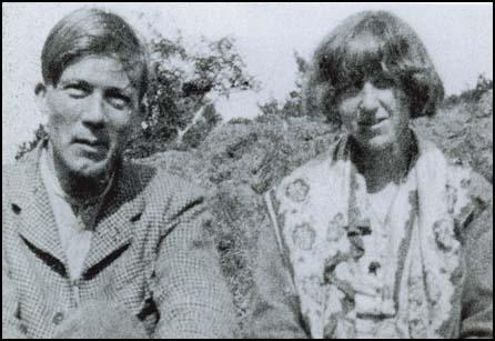 Gerald Brenan and Dora Carrington