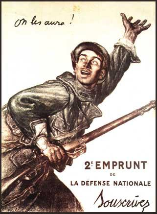 Jules Faivre, We Will Get Them, French government poster