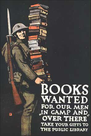 Charles Falls, Books Wanted (1918)