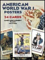 American World War 1 Posters