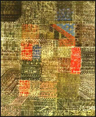 Paul Klee, Structural II (1934)