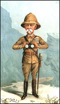 Leslie Ward (Spy), Lord Robertsduring the Boer War (1900)