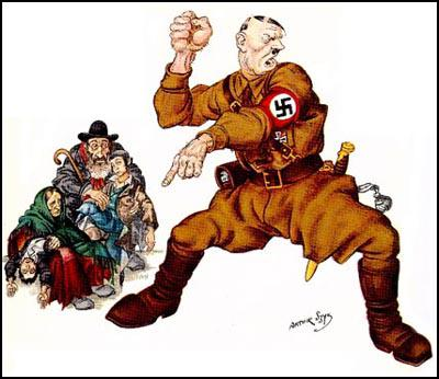 Arthur Szyk, The New Order (1941)