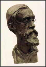 Lytton Strachey by Stephen Tomlin