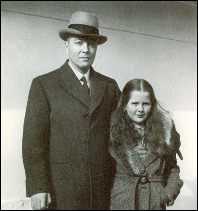 William Christian Bullitt and his daughter, Anne Moen Bullitt