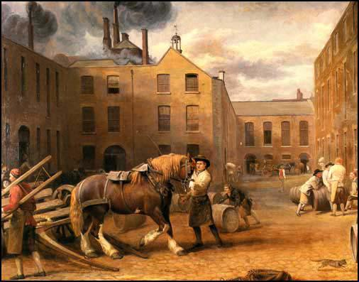 George Garrard, Whitbread Brewery in Chiswell Street (1792)