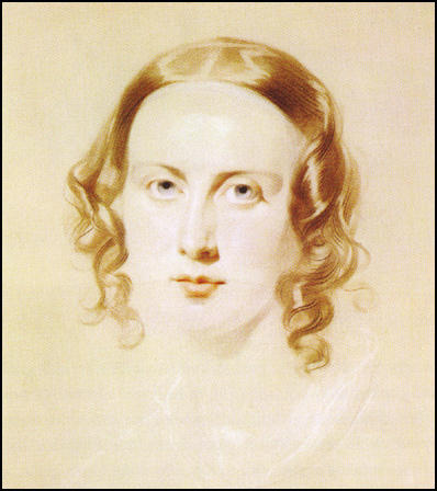 Catherine Dickens by Samuel Laurence (1838)