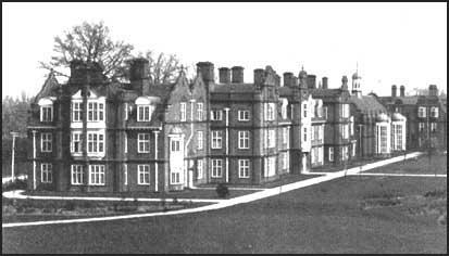 Newnham College in 1895.