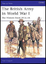 The British Army in World War I