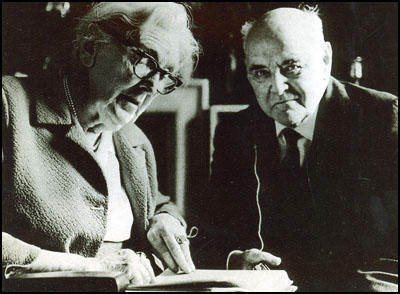 Lewis Casson and Sybil Thorndike (c. 1955)