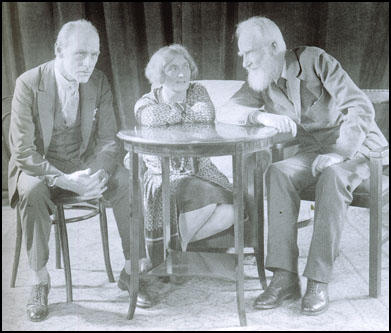 Lewis Casson and Sybil Thorndike and George Bernard Shaw (1927)