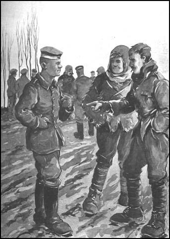 Christmas Truce Of 1914.Christmas Truce And The First World War